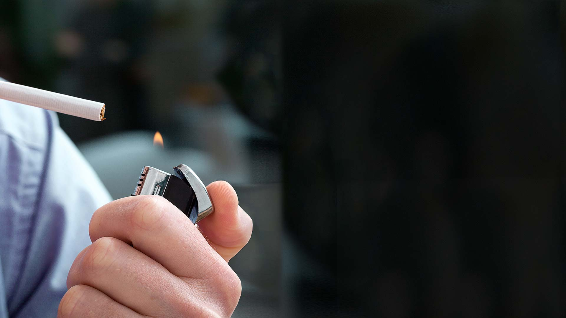 Smoking is linked to cancer