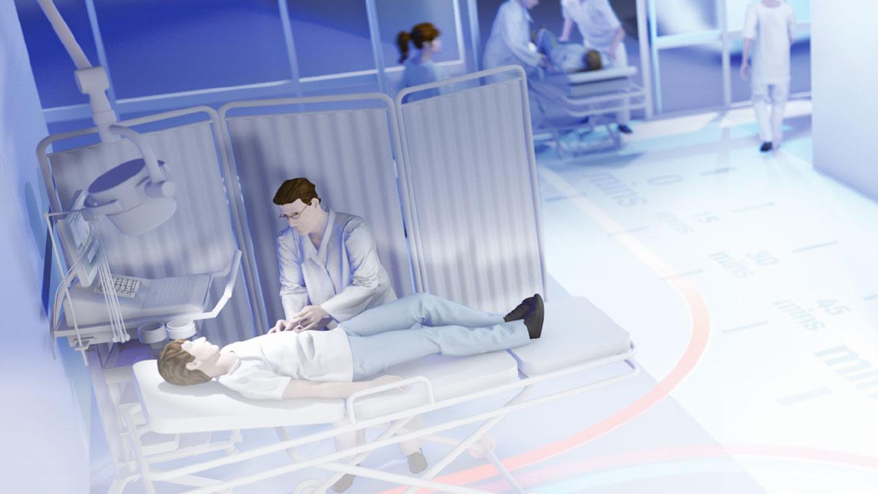 The Troponin T test