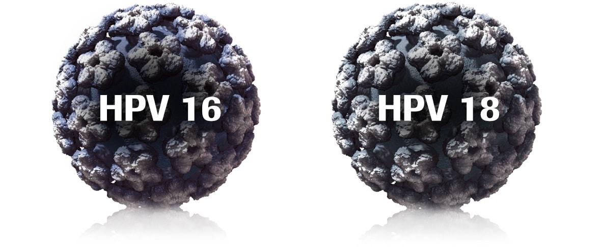 Što su HPV 16 i HPV 18?