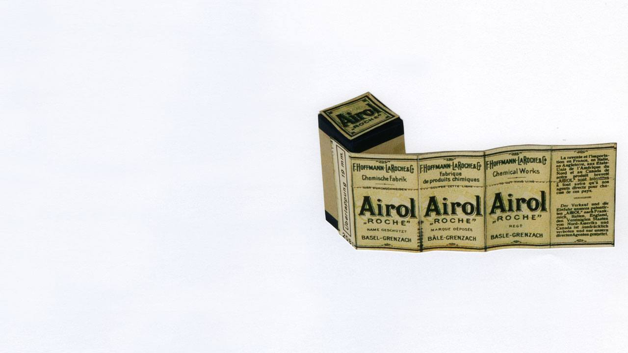 Product packaging for Airol