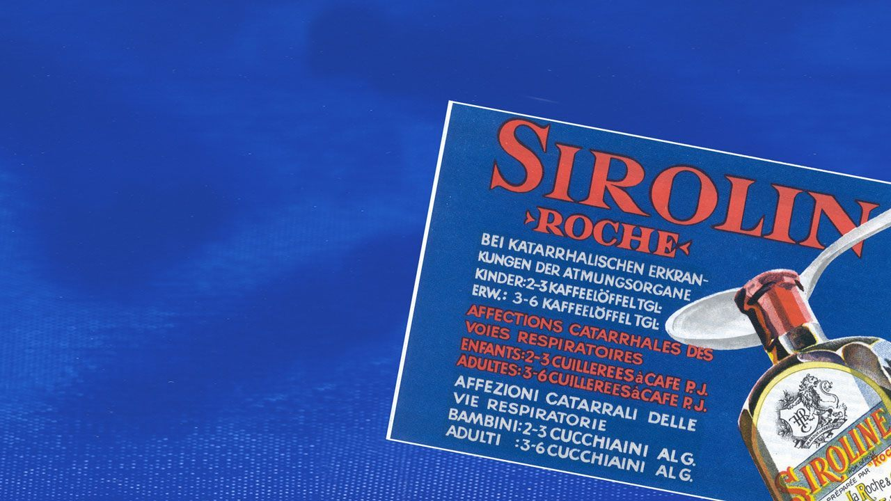 Product poster for Sirolin