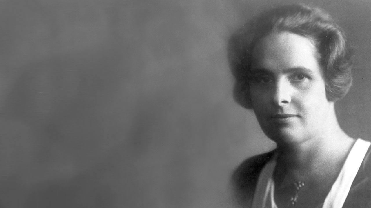 罗氏公司的第一位女高管