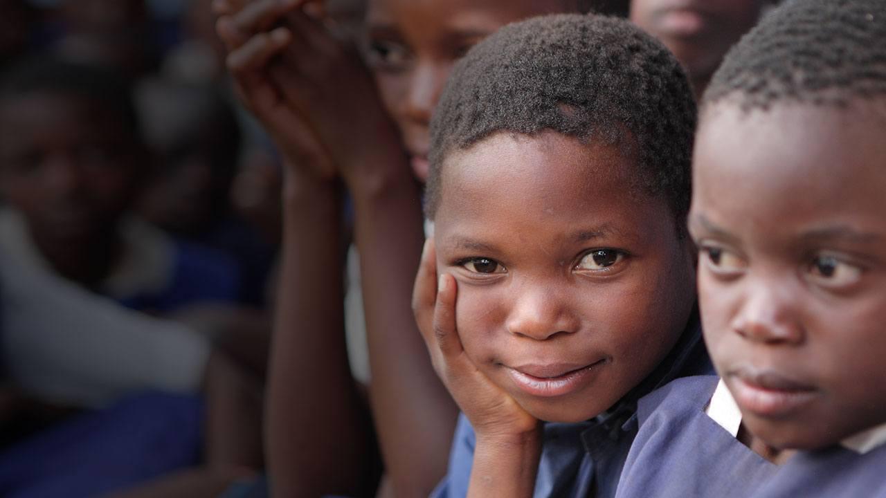 Hilfe für bedürftige Kinder