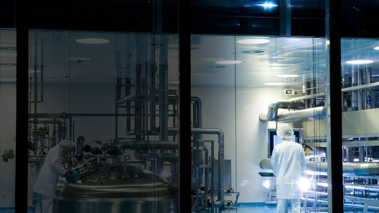 Weltweit führend in der Biotechnologie