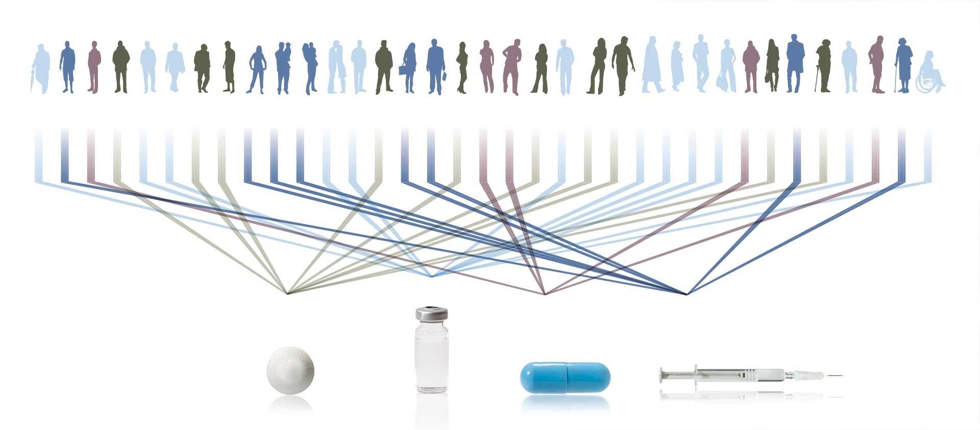 Personalised Healthcare recognises that each cancer patient is unique